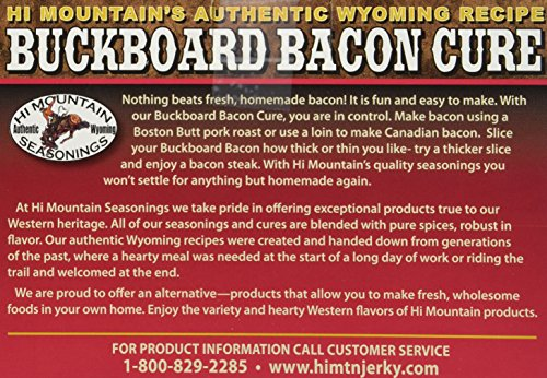 hi mountain buckboard bacon instructions