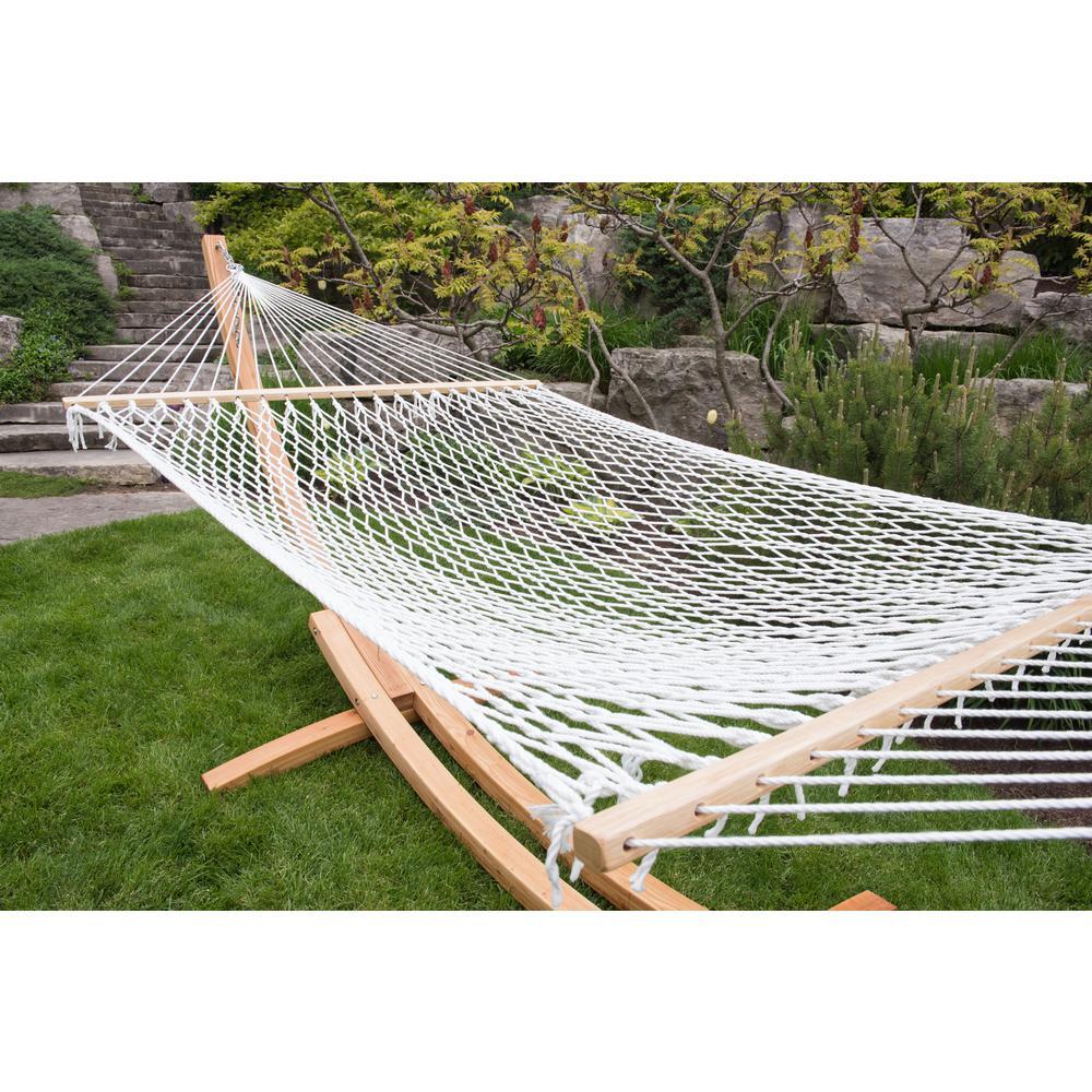 vivere 15 foot arc hommock instruction for assembly
