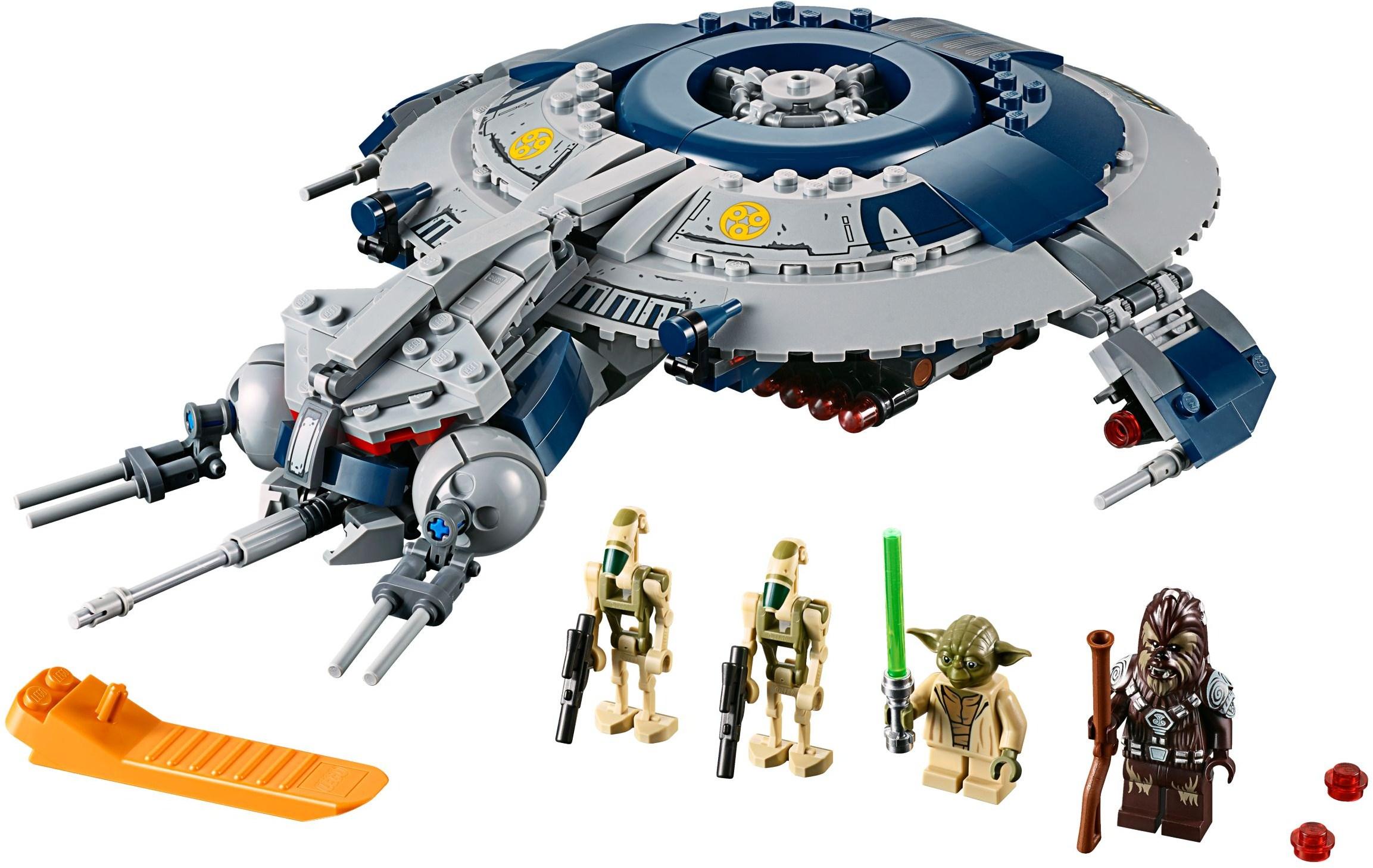 lego clone wars gunship instructions
