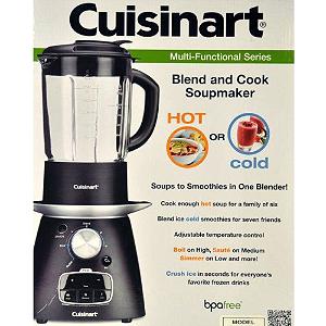 cuisinart soup blender instructions