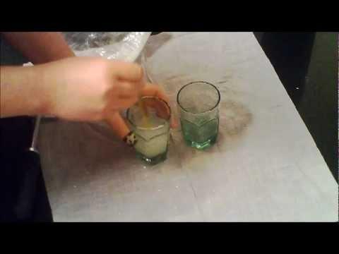 iodine clock reaction instructions