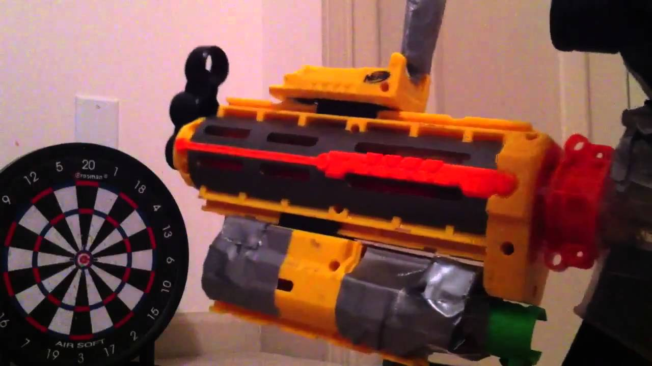 nerf grenade launcher instructions