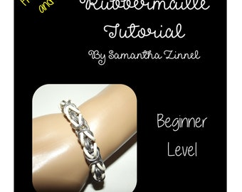 chain maille instructions for beginners