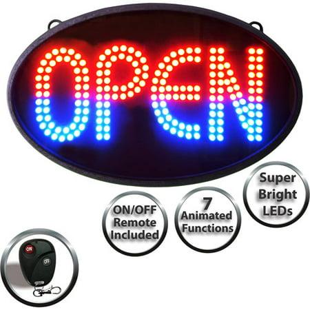 green light innovations open sign instructions