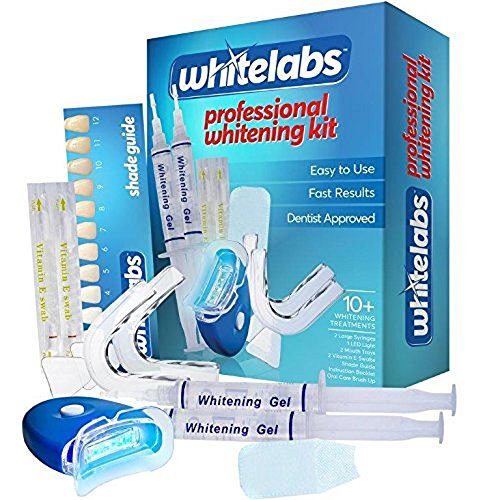 white & brite teeth whitening system instructions