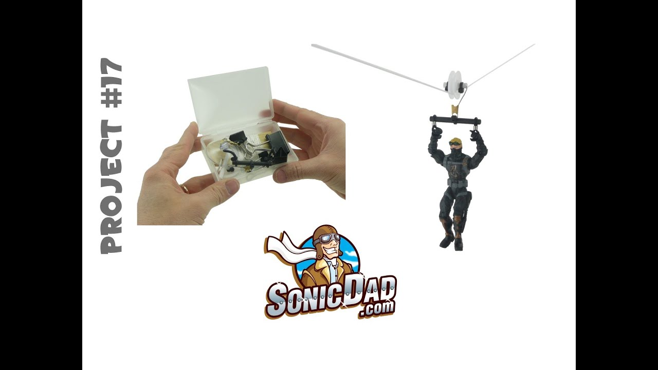 sonicdad paper airplane launcher instructions free