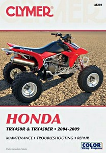 livre d instruction honda trx500 fopreman