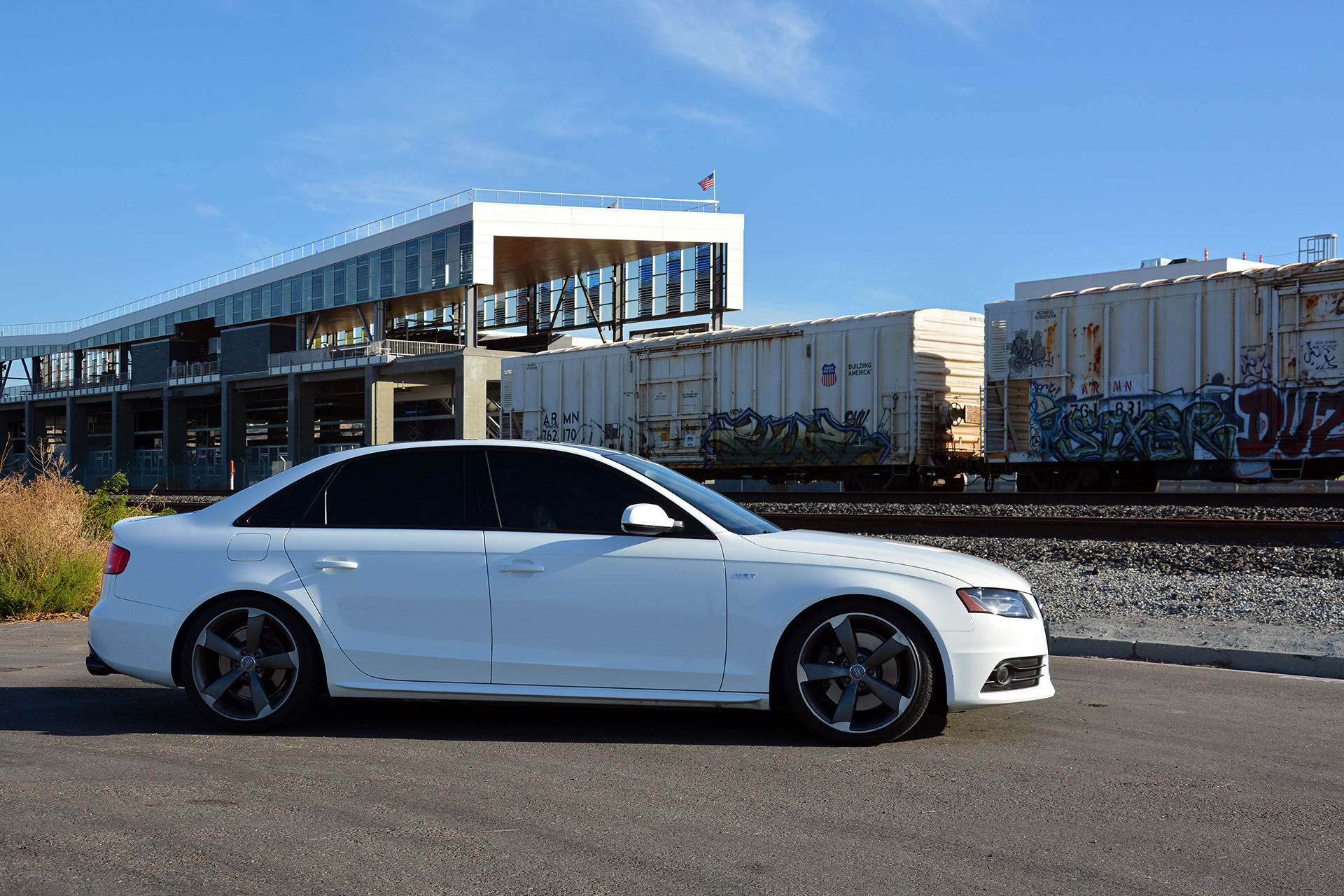 h&r spring installation instructions audi a5