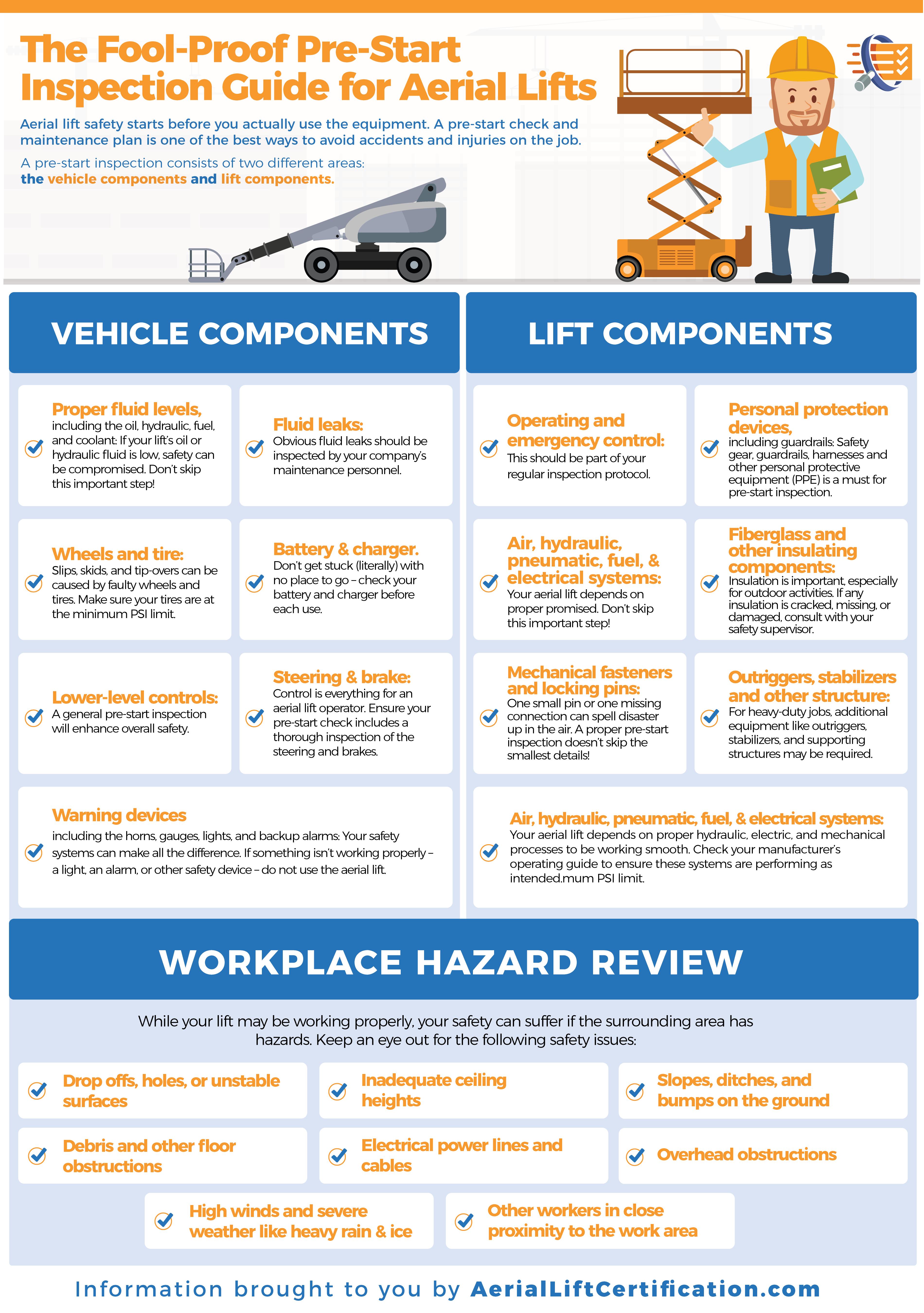 pcl pre job safety instruction