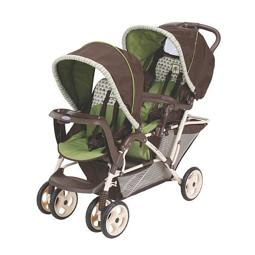 graco twin stroller instructions