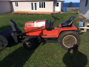 manuel d instruction pour tracteur a gazon columbia 17 hp