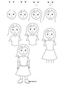 how to draw anime faces step by step instructions