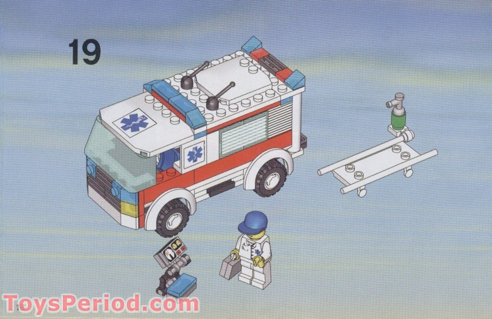 lego city 7942 instructions pdf