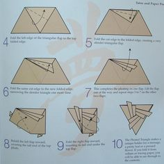 japanese paper art origami instructions