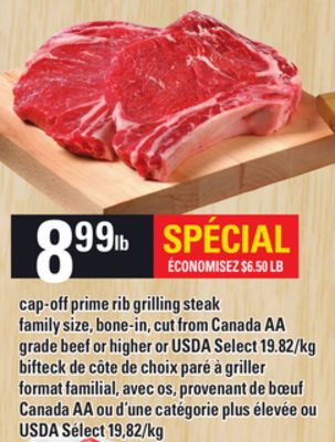 rib cap off steak cooking instructions