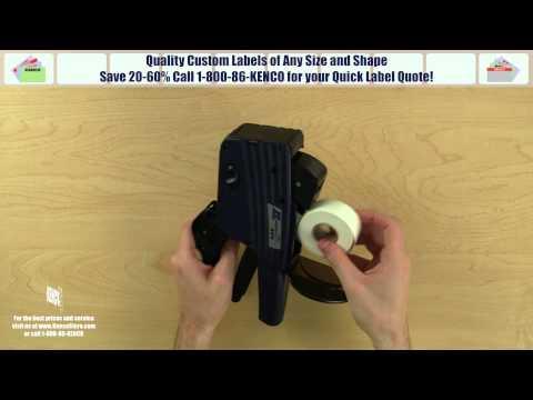 avery dennison monarch price gun instructions