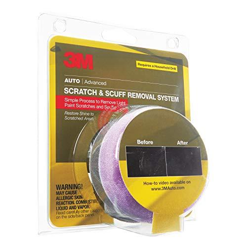 3m scratch removal system instructions