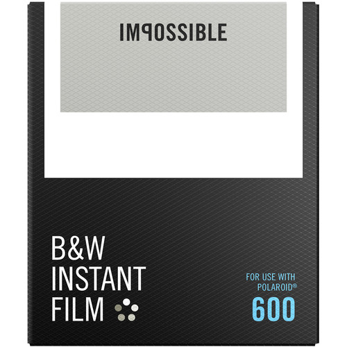 impossible project 600 film instructions
