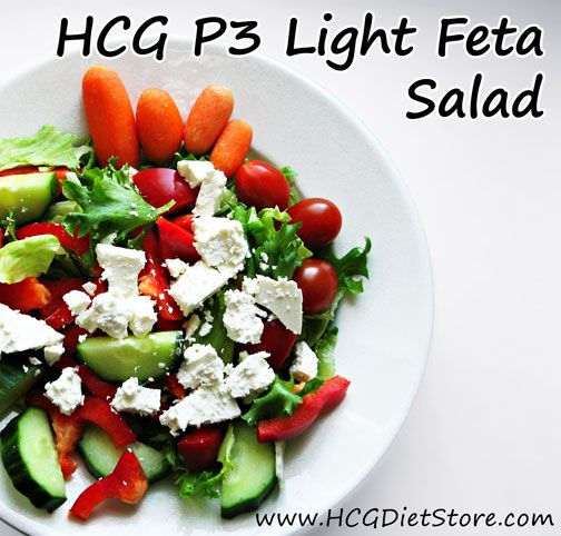 easy hcg diet instructions