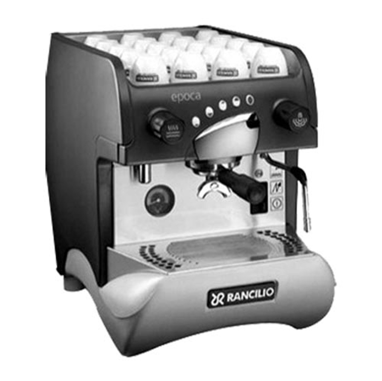 rancilio coffee maker instructions