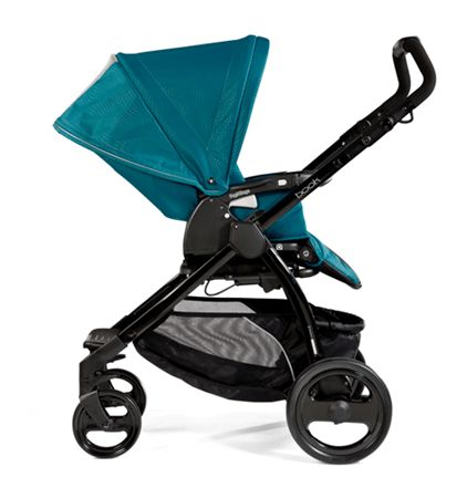 peg perego book plus stroller instructions