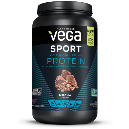 vega sport protein mocha instructions