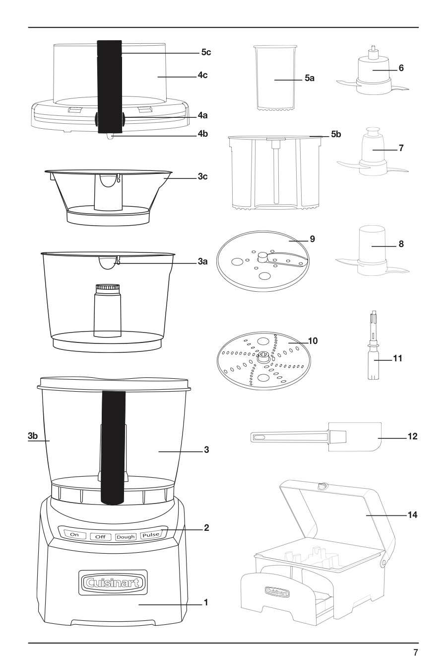 cuisinart smart power instruction manual
