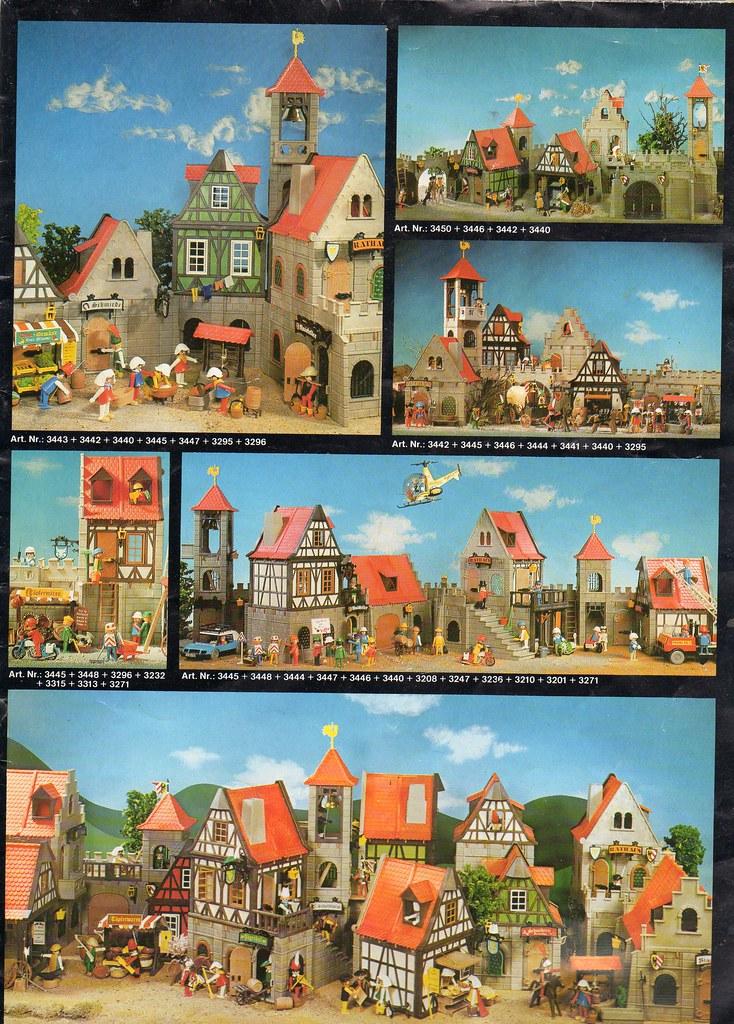 playmobil griphin castle instruction