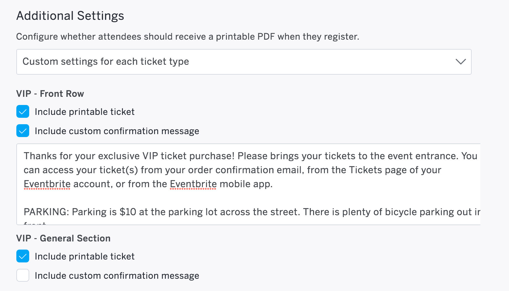 ticketmaster payment instruction not allowed