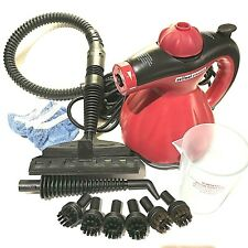 monster steam mop instruction manual
