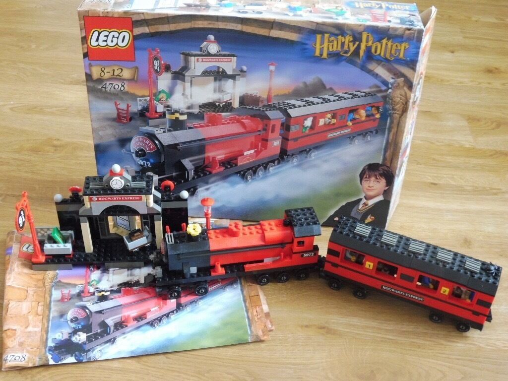 hornby harry potter train set instructions