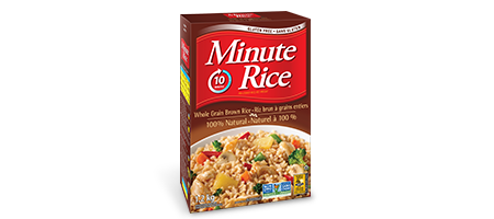 whole grain minute rice cooking instructions
