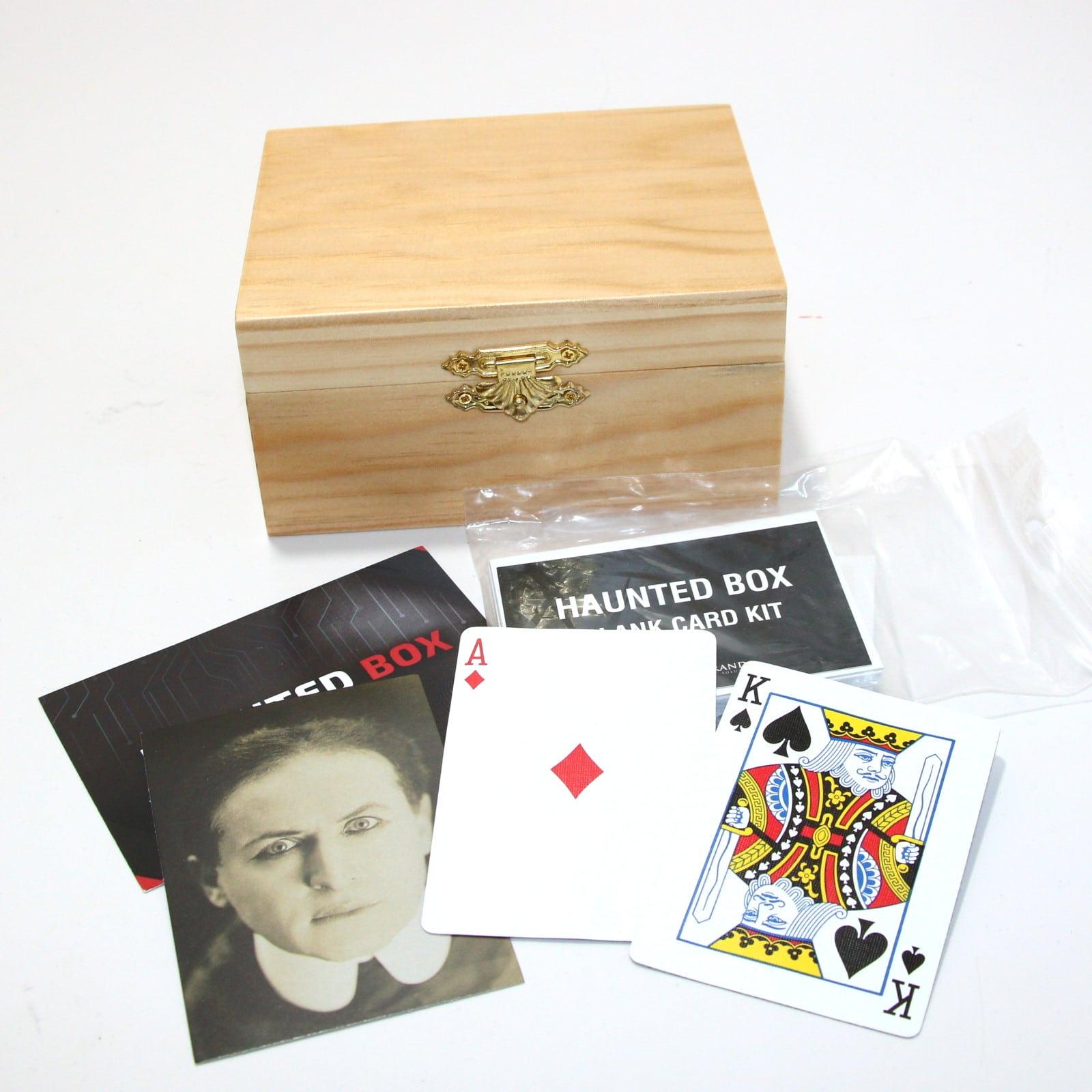 joao miranda haunted box instructional video