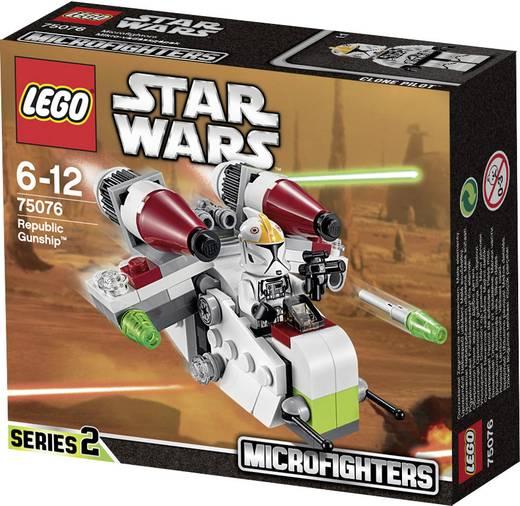 lego star wars republic gunship instructions 75076
