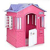 little tikes castle playhouse instructions