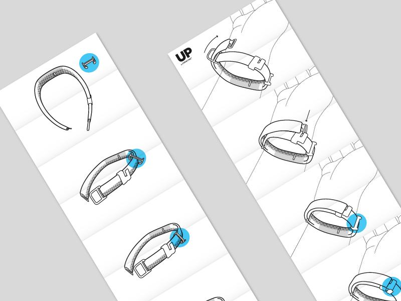 jawbone instructions on use