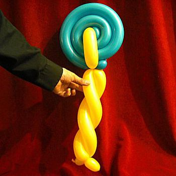 easy balloon sword instructions