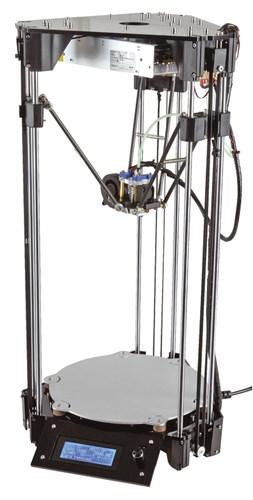 delta 3d printer instructions