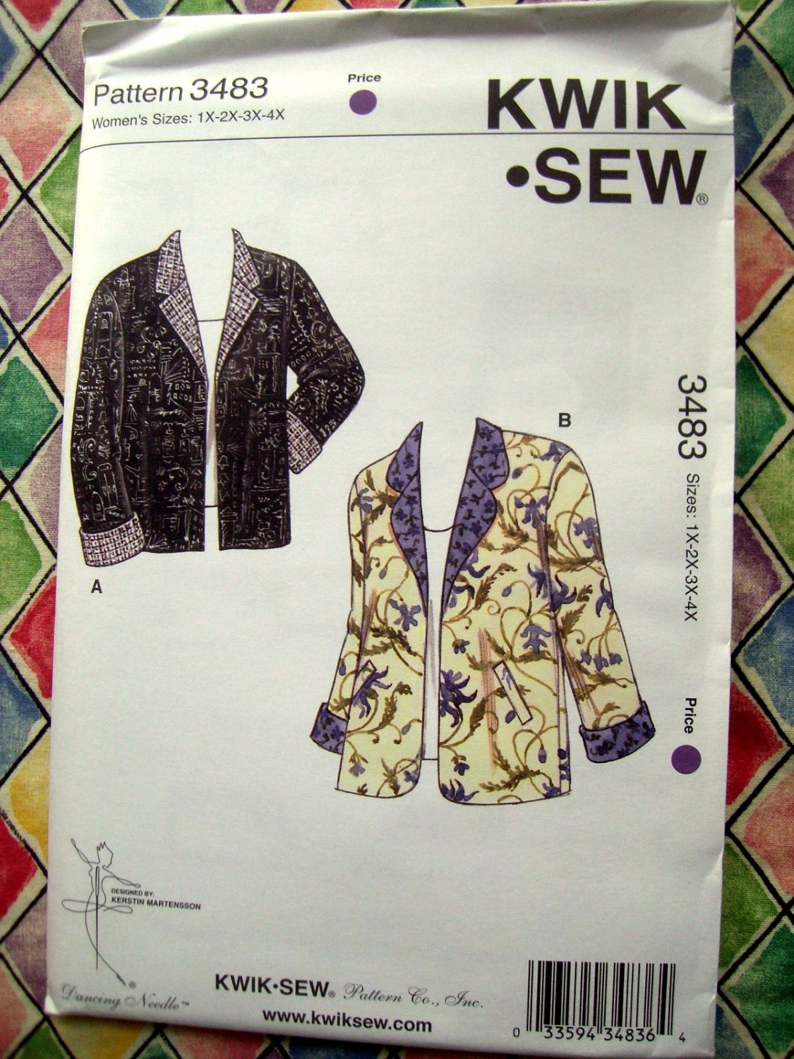 simplicity pattern 9562 instructions