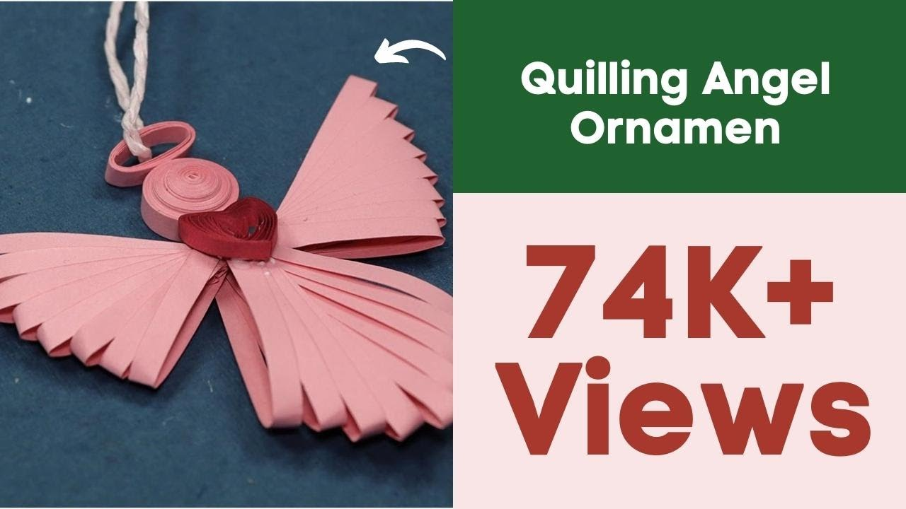 handmade paper christmas decorations instructions