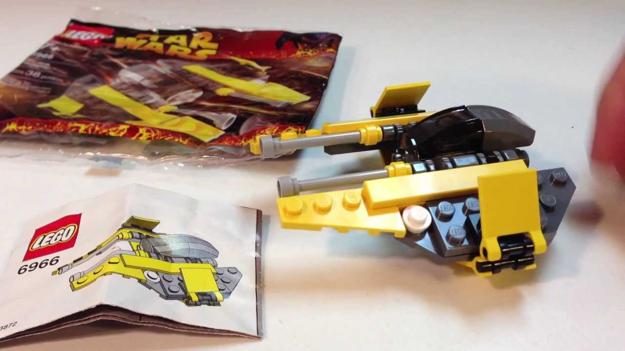 lego star wars polybag instructions