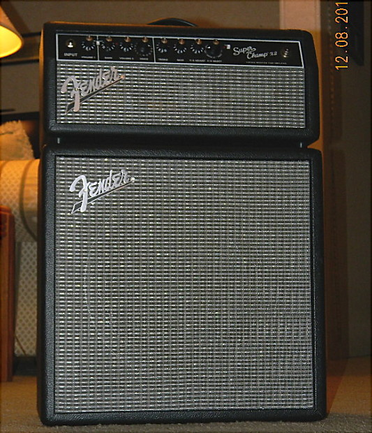instructions for a fender stack