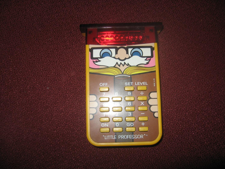 little professor calculator instructions