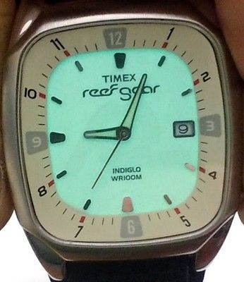 timex indiglo wr100m instructions