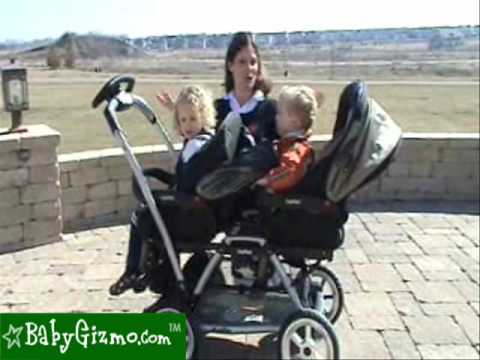 peg perego duette stroller instructions