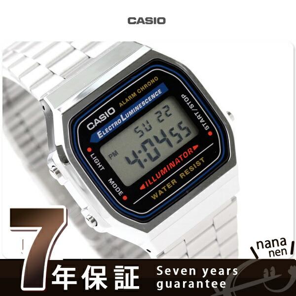 casio a168 watch instructions