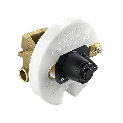 moentrol shower valve instructions