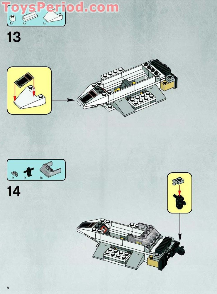 lego star wars hoth sets instructions