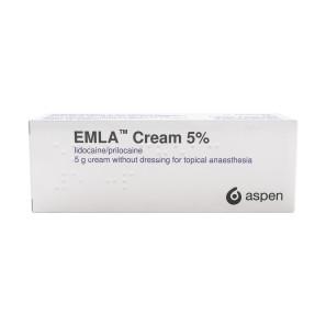 emla numbing cream instructions