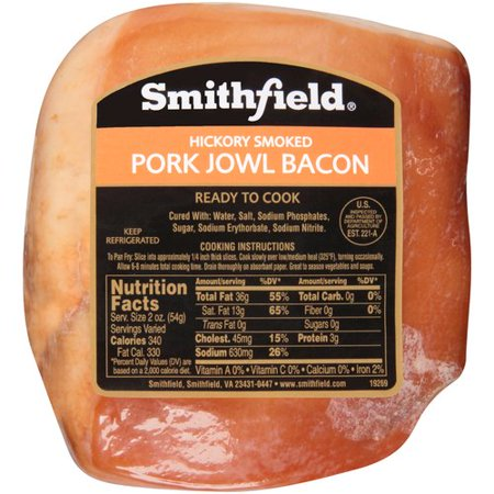 smithfield smoked pork shoulder picnic ham cooking instructions